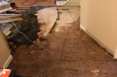 Leaking Pipe in Raleigh, NC