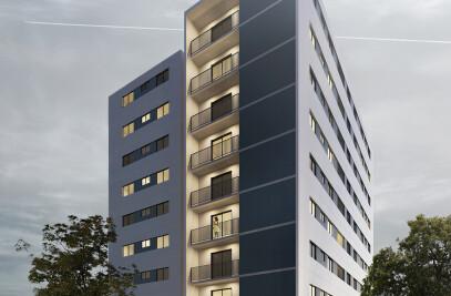 Building Samambaia