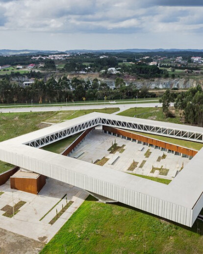 Óbidos Technological Park Main Building