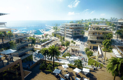 10 DESIGN | Jefaira Seafront Masterplan
