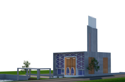 Economic zone mosque