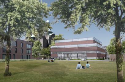 School Of Arts Karel De Grote Hogeschool