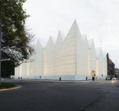 Mieczysław Karłowicz Philharmonic Hall in Szczecin