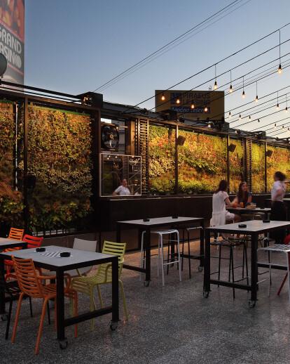 Brankow Bar Terrace