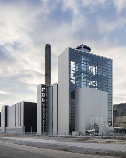 Lausward Power Plant