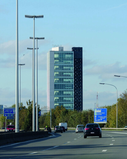 Elishout Kitchen Tower