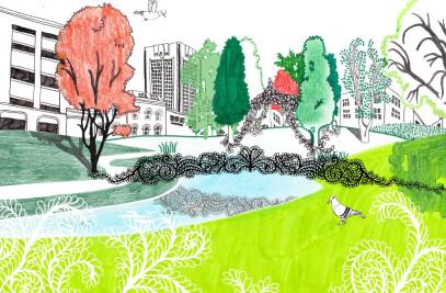 Blackburn's Secret Landscape Garden