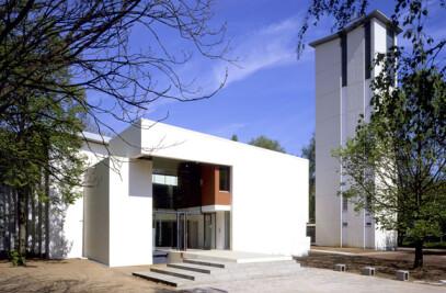 Stephanus church