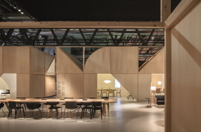Salone del Mobile Pavilion 16