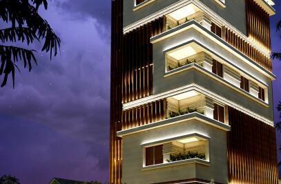The Building Of Mavaei Engineering Group