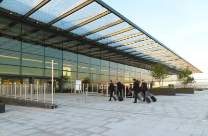 Heathrow Airport Terminal