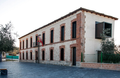 Rehabilitation of the City Hall of Traspinedo