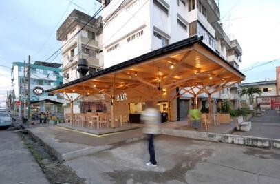 Urban Restaurant - La Pesca