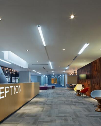 Shenzhen Vanke Headquarters Interior Renovation Design