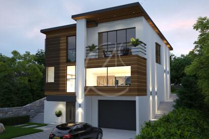 Milner Modern Residence Design Comelite Architecture Structure And Interior Design Archello