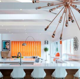 Coco Rocha Kitchen
