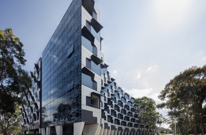 Monash University Logan Building