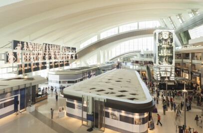 MOMENT FACTORY COLLABORATES IN THE TRANSFORMATION OF LOS ANGELES INTERNATIONAL AIRPORT