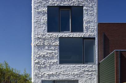 Fabric Facade: Studio Apartment
