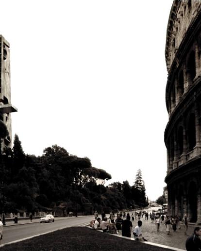 Rome 2010 Vertical Spa Design competition