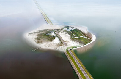 The Afsluitdijk / Visual Master Plan