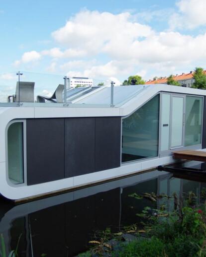 Houseboat De Omval