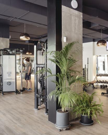 CLUB XII - Centro de entrenamientos personales