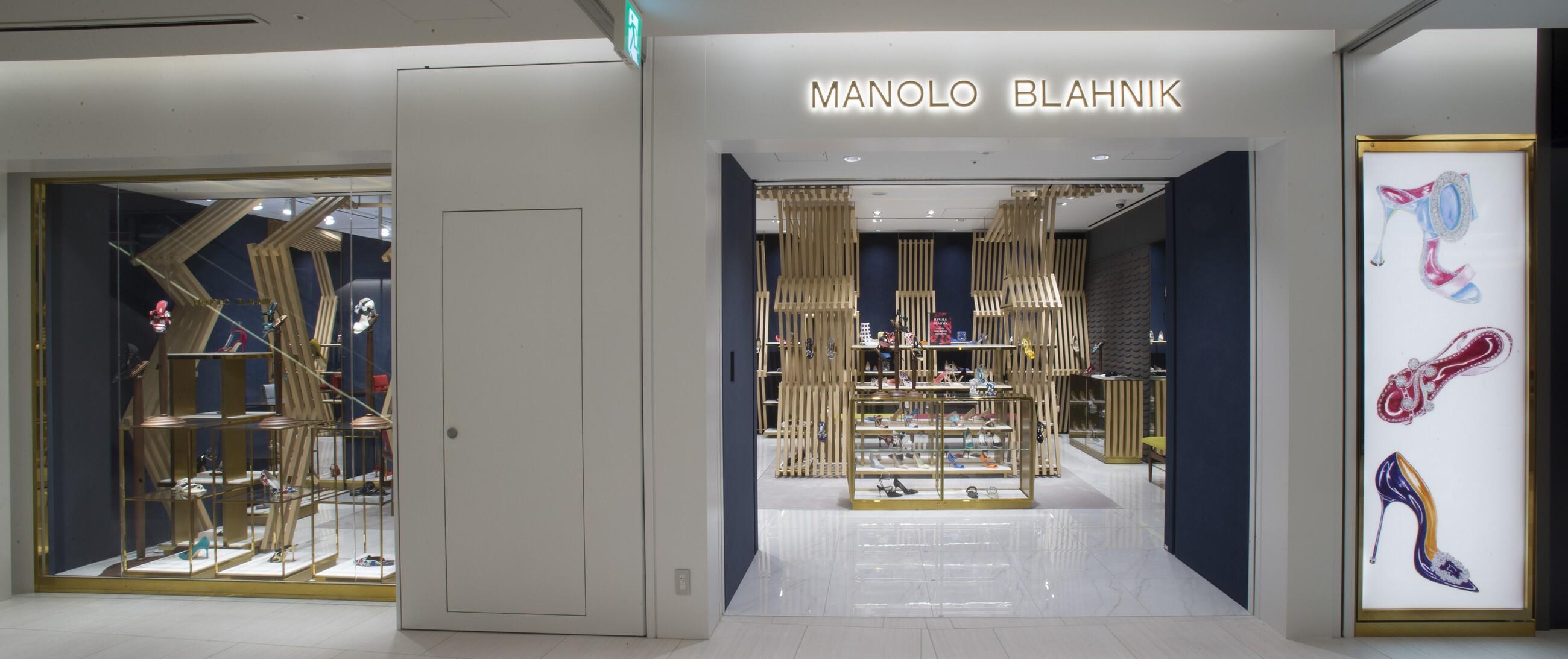 Manolo Blahnik Japan