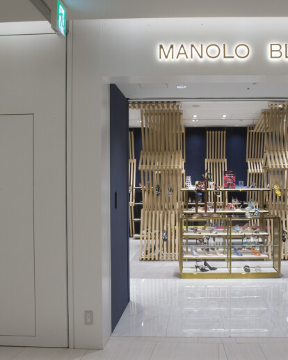 Manolo Blahnik Japan