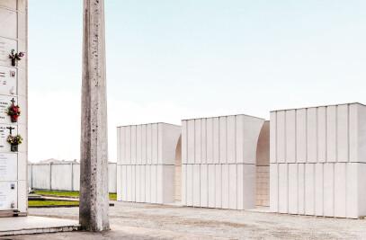 Cemetery Pavilion