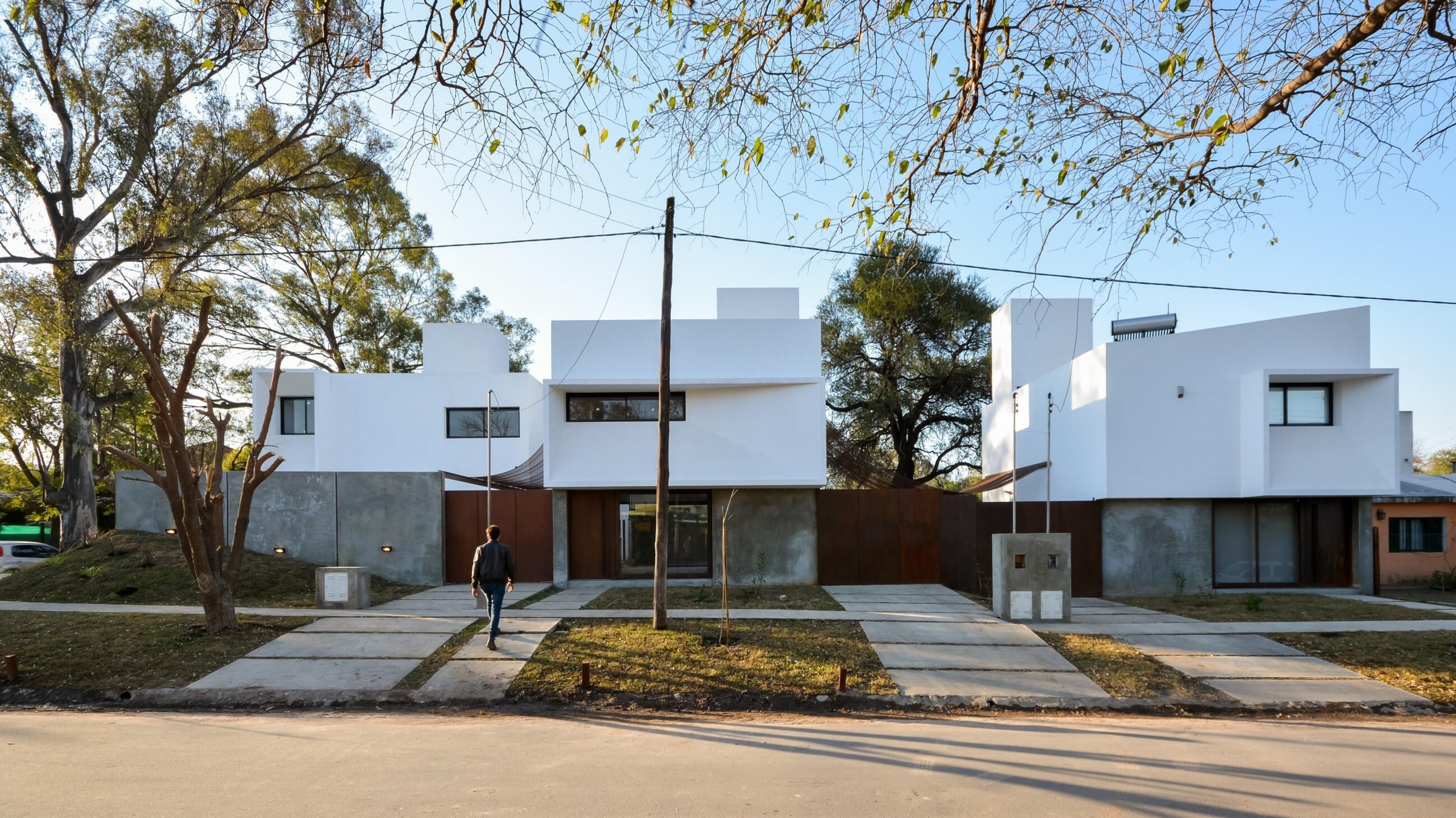 Housing Complex La Alfonsina