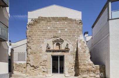The Old Church of Vilanova de la Barca