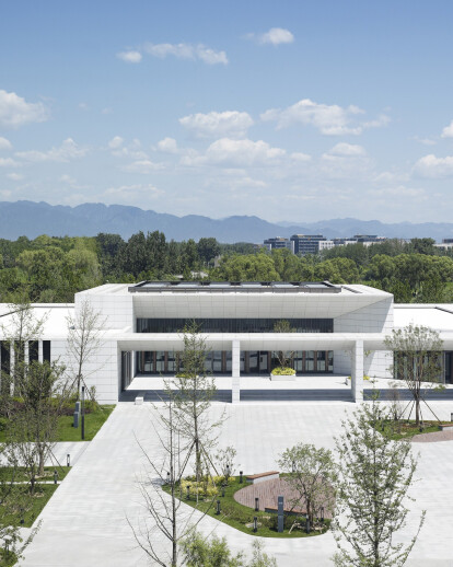 Huawei Technological Factory Buildings