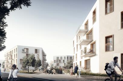 HIL – Hilligenwöhren Residential Quarter