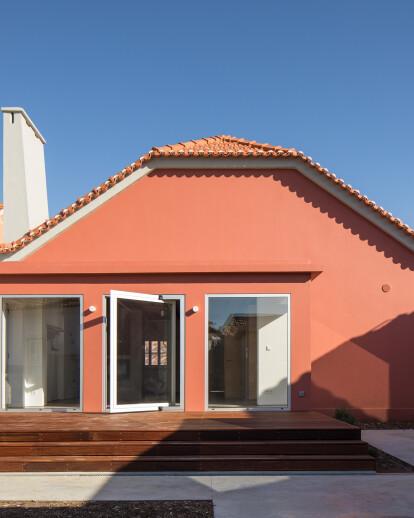 House in Trafaria