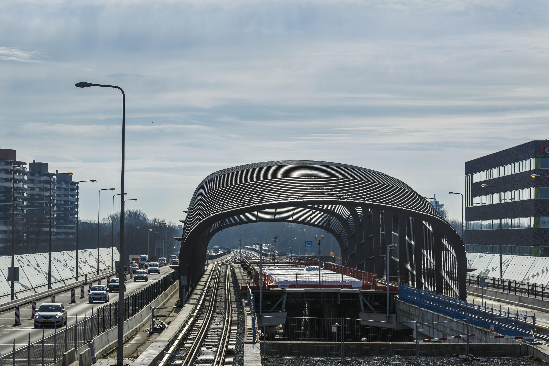 New Amsterdam Metro: Noord/Zuidlijn