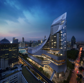 Bangkok Central Embassy