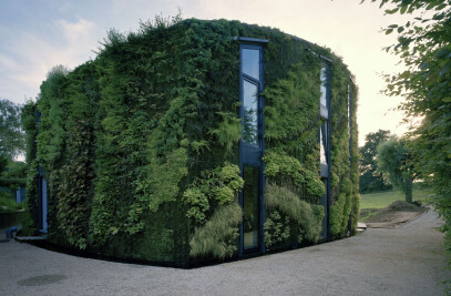 House in The Outskirts Of Brussels