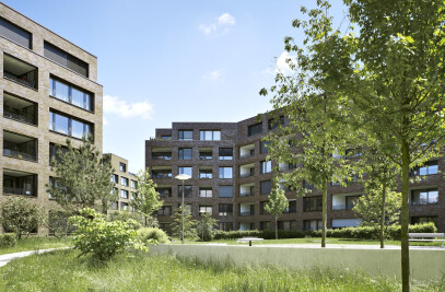 DENSA - 99 Apartments for Basel-Nord