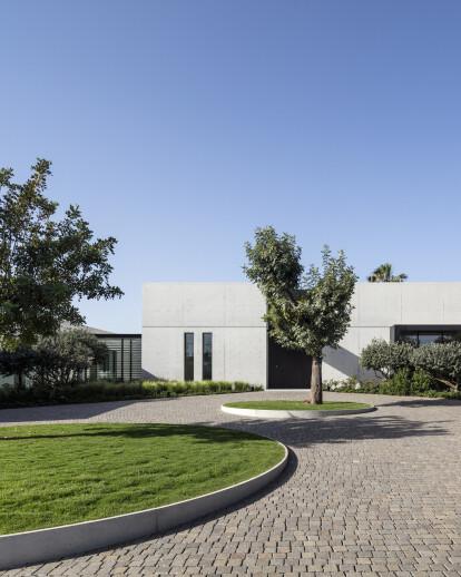 A concrete Composition