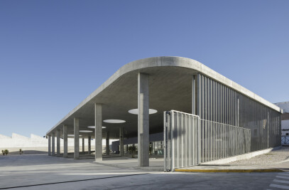 Estepa Bus Station