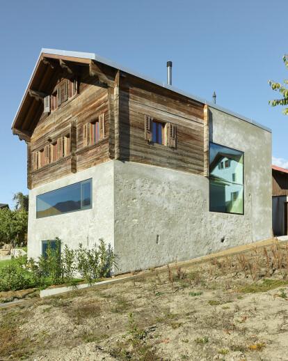 Reynard/rossi-udry house