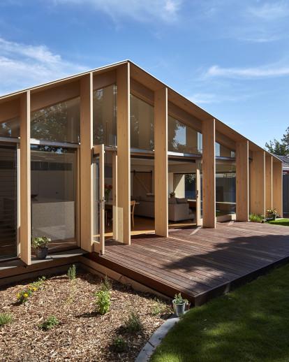 Incredible Lean To House Warc Studio Archello Interior Design Ideas Gentotthenellocom
