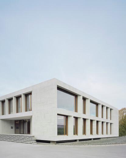 Administrative and Social Building Karl Köhler