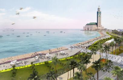 Redesign Casablanca Coast