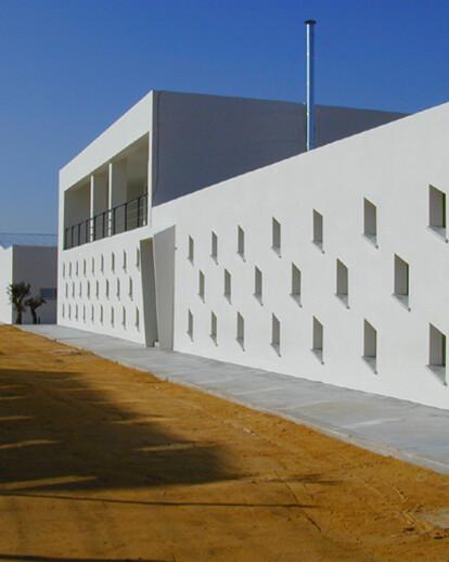 Public school in Cañada Rosal