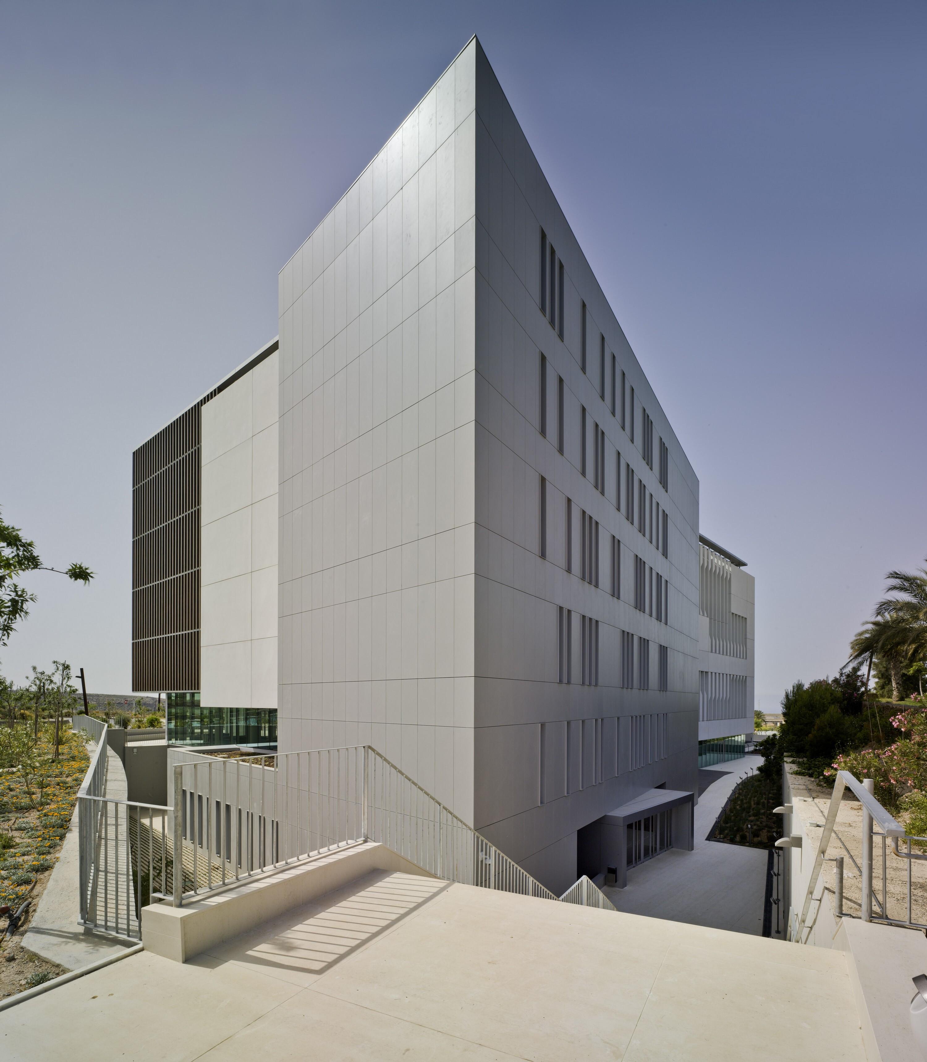 CAJAMAR GROUP BUILDING
