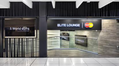 Elite Lounge Mastercard | Arquitectura en Movimiento