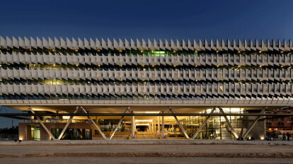 Siemens Middle East HQ | Sheppard Robson | Archello