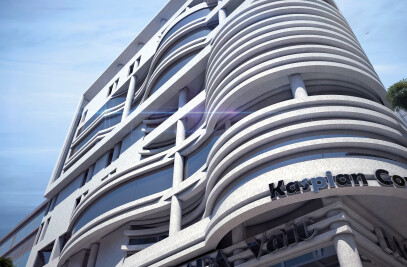 Kaspian Commercial-Office Complex